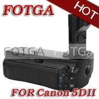 Quality Fotga Vertical Battery Grip Replacement for Canon EOS 5D Mark II 5D II BG-E6 for sale