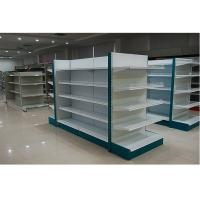 Buy cheap Double Sided Supermarket Storage Racks No Need Extra Bolt Or Nut CE Certificatio from wholesalers
