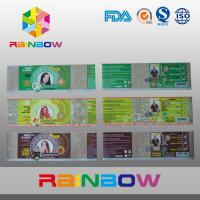 Quality PVC Heat Shrink Sleeve Labels for Drink Bottles Packaging in Roll for sale