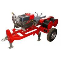 Quality Customized Power Puller Winch / High Power Winch Cable Puller for sale