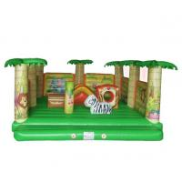 China New Inflatable bounce house  buy direct from china manufacturer GT-BC-1841 on sale
