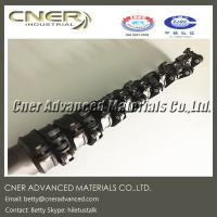 Quality Carbon fibre telescopic poles for water fed pole with clamps for sale