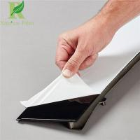 Quality 50 micro Customized Anti-Scratch PVC Profile Protective Film&Tape for sale