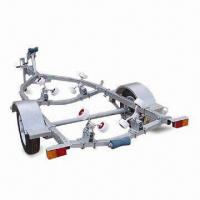 China Jet Ski Trailer with Load Capacity of 300kg and 3,100mm Length on sale