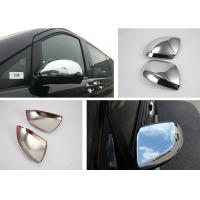 Quality Chromed Outer Side Mirror Cover Moulding For Benz New Vito 2016 2017 for sale