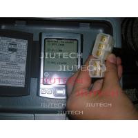 Quality Self-Diagnostic Hitachi Excavator Scanner With 4 Pin / 6 Pin Cable for sale
