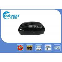 Quality High Resolution HD DTMB Receiver Box Support USB PVR Multilanguage OSD for sale