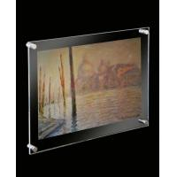 Quality Acrylic Wall Mounted Poster Frame for sale