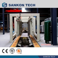 Quality SANKON Cross Cutting AAC Brick Machine For AAC Line for sale