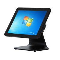 Buy cheap 15 Inch Touch Screen Cash Register 32G Point Of Sale 100-260V AC For Supermarket from wholesalers