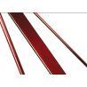 0.8 - 5.6mm Super Fine Flat Enamelled Copper Wire Magnet Motor Winding Wire for sale