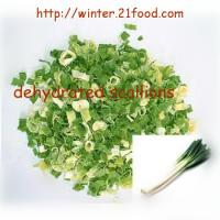 Quality dried scallions 001 for sale