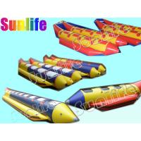 Quality inflatable Stimulate banana boat for sale