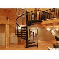 Quality Laminated Tempered Glass Spiral Staircase Affordability Corrosion  Resistance For Sale