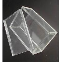 China acrylic plastic display box with lid on sale