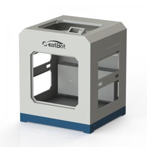 Quality Dual Head Color Dual Extruder 3D Printer Auto Leveling Creatbot D600 Pro 3d Printer for sale