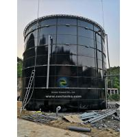 The first Bolted Glass-Fused-to-Steel Agricultural Water Storage Tanks Manufacturer in China