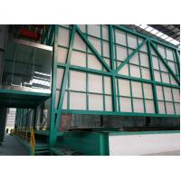 Quality ISO9001 Hot Dip Galvanizing Equipment With Flue Gas Waste Heat Utilization System for sale