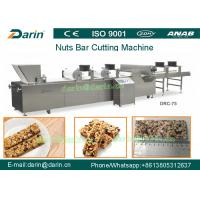 Quality Automatic  PLC Control Cereal Bar Making Machine / Peanut Bar Making Machine for sale