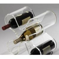 Perspex Wine Display, Acrylic Wine Holder,  Acrylic Wine Rack