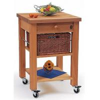 Quality bamboo kitchen trolley for sale