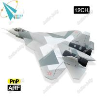 Quality T50 12CH battery power EPO Material RC Plane EDF Jet for sale