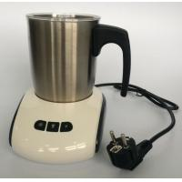 Buy cheap Stainless Steel Automatic Electric Milk Frothermilk frother for home use from Wholesalers