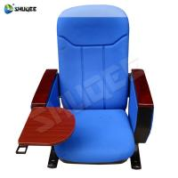 Quality Cinema Theater Writing Pad Auditorium Chair for sale