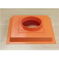Quality Custom Color Industrial Plastic Parts , Rubber Moulding Products Eco Friendly for sale