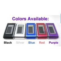 Quality 2GB Clip MP3 Player With LCD Screen Black, Silver, Blue, Red, Purple for sale