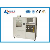 Buy cheap Baking Finish Plastic Smoke Density Chamber With ISO565 Certification from wholesalers
