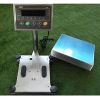 Quality Stainless Steel Benchtop Scale , Electronic Platform Weighing Scale 30Kg-300Kg for sale
