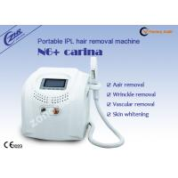 Quality Portable Ipl Beauty Machine For Red Blood Streak Removal With No Effect Side for sale