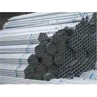 Quality A53 (A,B) Electric Resistance Welded Steel Pipe / Tubes For Agriculture , ERW Steel Pipe for sale