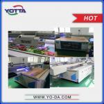 Quality Digital uv Flatbed printing machine for 3d ceramic tiles for sale