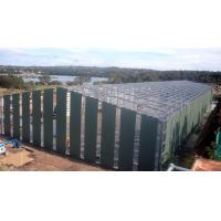 Quality High Standard Industrial Steel Buildings Fabrication With Big Capcity for sale