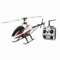 China RTF Nitro RC Helicopter with WK-2801PRO Transmitter and 820mm Overall Length on sale