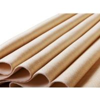 Quality Nomex Needle Felt Filter Cloth / Dust Filter Cloth Chemical Resistance For Industry for sale