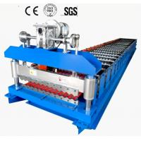 Quality corrugated boards roof machine for sale