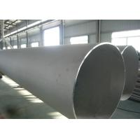 Quality 1.4462 / 1.4410 DN400 Super Duplex Steel Pipe , ASTM A790 2205 Stainless Steel Pipe for sale