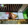 Buy cheap Frameless Edge Lit Restaurant Menu Light Box Illuminated Menu Signs Snap Frame from wholesalers