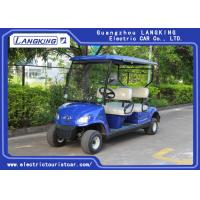 Quality Engineering Plastic Body Electric Golf Carts, Max.speed 24km/h Electric Club Car for sale
