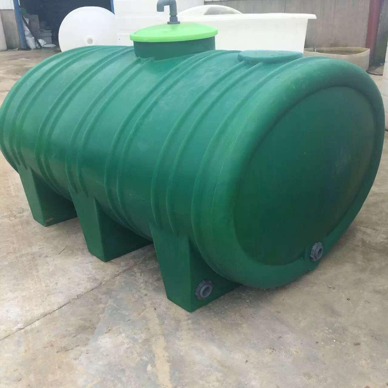 China 2000 litre Plastic horizontal tank pe tank malaysia in other plastic building materials on sale