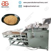 Quality Large Capacity Wholesale Price Peanut Shredder Cutting Machine for sale