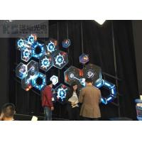 Quality HD Indoor Led Module 64x64dots / Large Led Display Screen P2.5 For Stage , UL CE Listed for sale