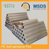 Quality Commercial Door Protector Film , Clear Protective Film Tape For Building Material Surface for sale