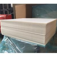 Quality 3mm PVC Foam Board Rigid With High Impact Strength Weather Proof Easy To Maintain for sale