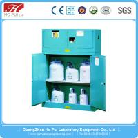 Quality Harmful Gas Storage Industrial Lab Furniture , Flammable Storage Cabinet for sale