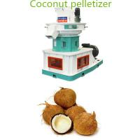 China Customized color coconut pelletizer for sale in Thailand ----Jingerui on sale