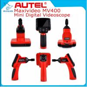 Quality Car Diagnostic Tool Autel Maxivideo MV400 Mini Digital Videoscope with 5.5mm diameter imager head inspection camera for sale